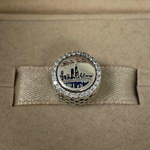 Pandora Chicago Exclusive Charm Bracelet Jewelry